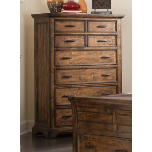 Canup 6 Drawer Chest