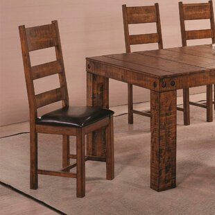 Sumler Solid Wood Dining Chair (Set of 2)