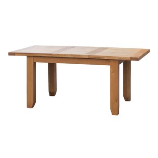 Demarco Extendable Dining Table By Union Rustic