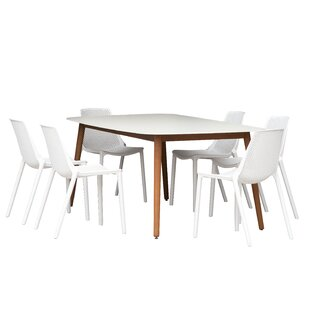 Claudio 7 Piece Dining Set