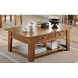 Kenmar Coffee Table with Storage by Charlton Home®