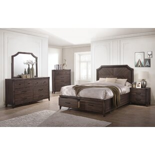 Vicknair Storage Platform Bed