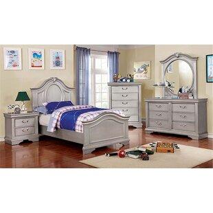 Diaz Panel Confiurable Bedroom Set