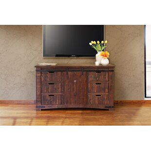 Bergeronnes TV Stand for TVs up to 60