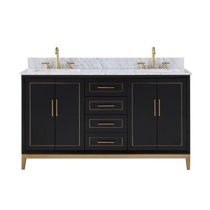 Luxury Double Sink Bathroom Vanities Perigold