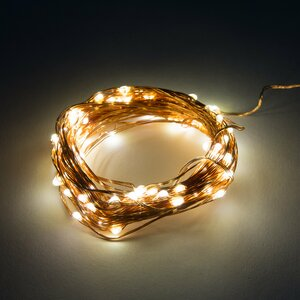 20-Light 6 ft. Fairy String Lights