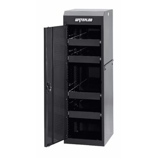 Professional HD Series 18.5W 4-Drawer Side Chest by Waterloo Industries