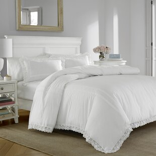 Annabella Cotton Reversible Comforter Set by Laura Ashley Home