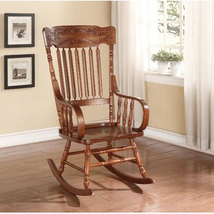 Vaca Rocking Chair by August Grove