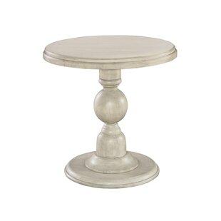 Liberty Pedestal End Table..
