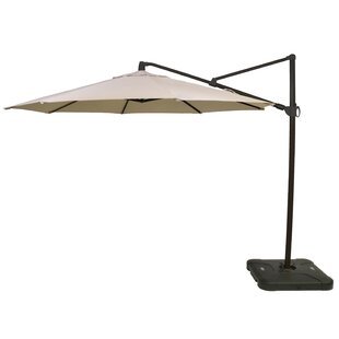 Alcott Hill Kedzie Outdoor 11' Cantilever Umbrella