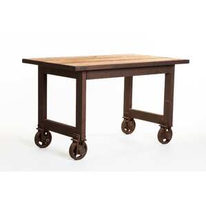 Sassa Counter Height Dining Table by 17 Stories