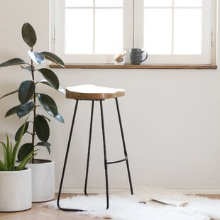 Crooke Saddle 30 Bar Stool by Foundry Select