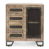 Nathan 1 Door Rectangle Accent Cabinet by Williston Forge