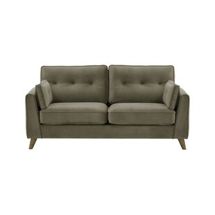 Laila 2 Seater Sofa By August Grove