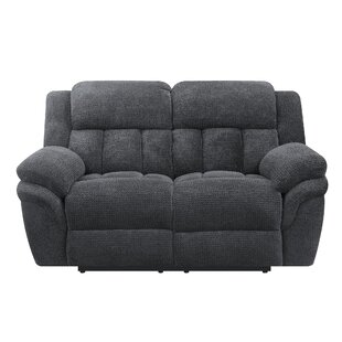 Kimmel Reclining Loveseat by Winston Porter