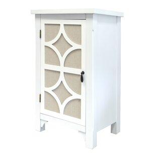 Recker 1 Door Accent Cabinet