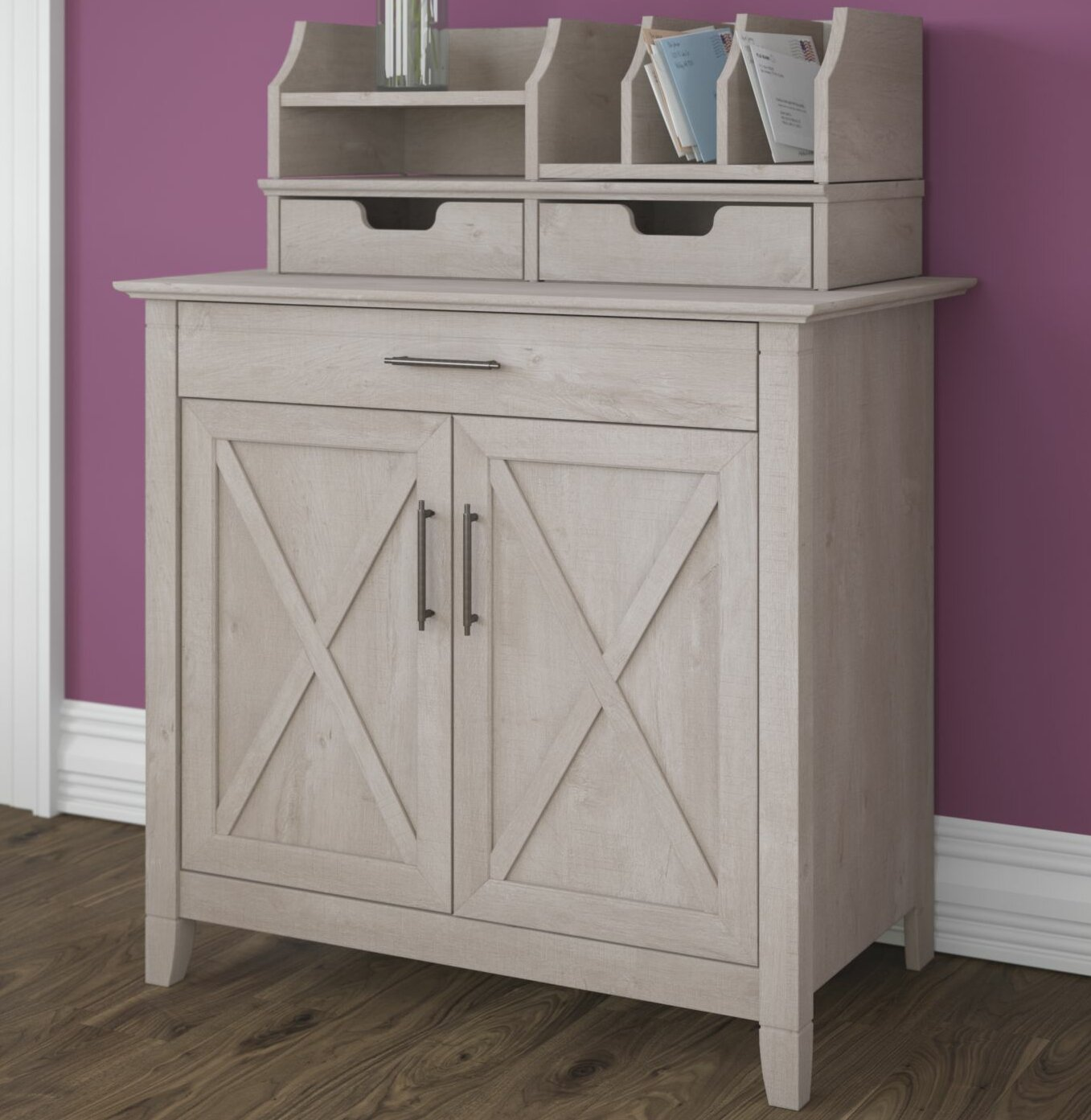 wolf gardiner riverside credenza by desk furniture hutch products b and