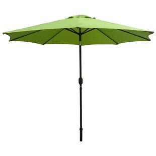 Charlton Home Rohrsburg 9' Market Umbrella