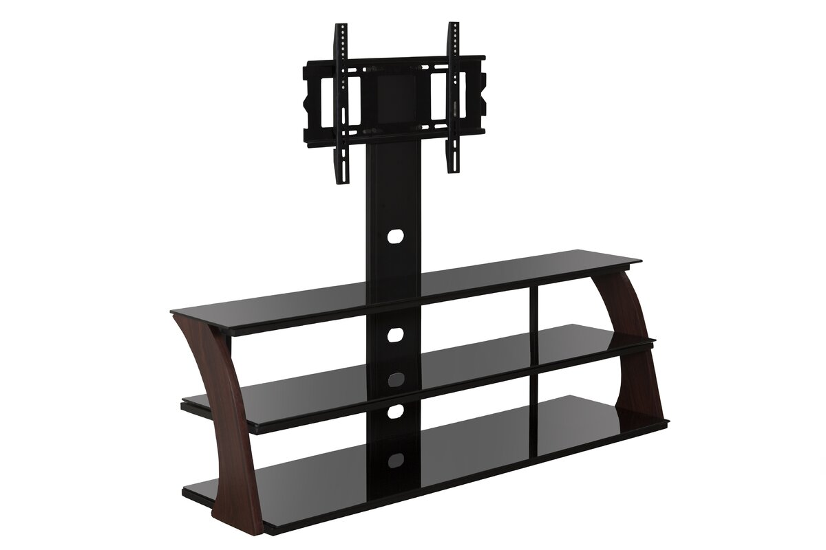 "Sandberg Furniture Abigail 59"" TV Stand & Reviews"