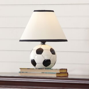 Saffr Walden Futbol 12'' Table Lamp