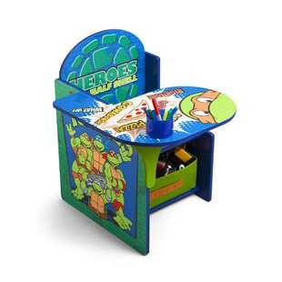 Ninja Turtles Chair Desk by Delta Children