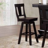 Nondalton 30 Swivel Bar Stool (Set of 2) by Red Barrel Studio®