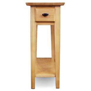 Chairside Table by Leick Furniture