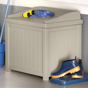 Saint Albans Plastic Storage Bench
