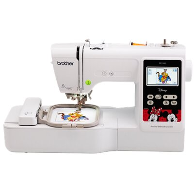 Brother Sewing Disney Embroidery Computerized Electronic Machine Brother Sewing