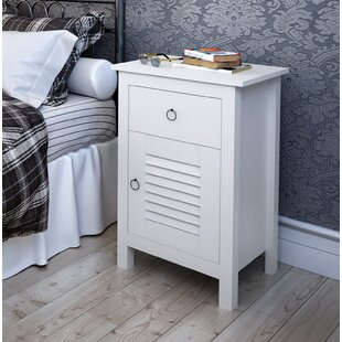 Harmen 1 Drawer Nightstand