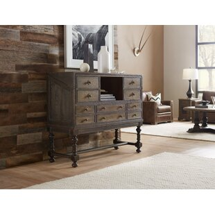 Great choice Hill Country Boerne Ranch Managers Credenza Desk By Hooker Furniture