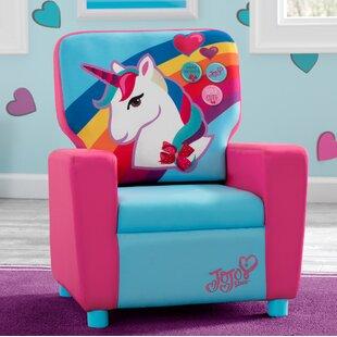 Jojo Unicorn Chair Wayfair