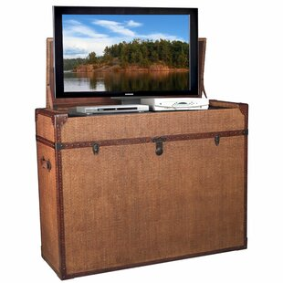 Solid Wood TV Stand for TVs up to 58 by TVLIFTCABINET Inc