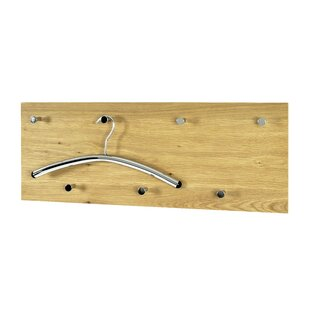 Wall Mounted Coat Rack By Natur Pur