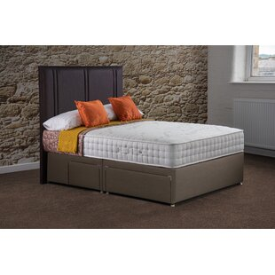 Mazin Pocket Memory 1000 Divan Bed By 17 Stories