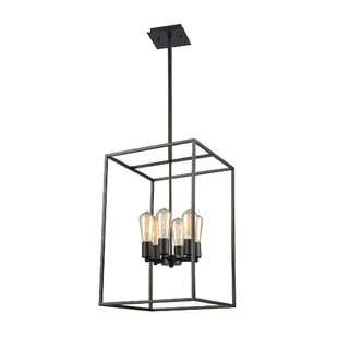 Clementine 6-Light Lantern Chandelier by ..