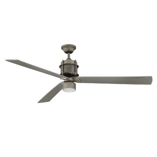 Coupon 56 Benito 3-Blade Ceiling Fan By 17 Stories