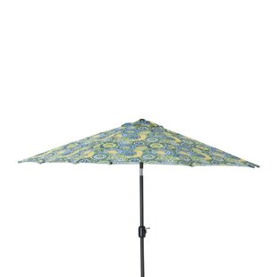 9' Market Umbrella by Pillow Perfect