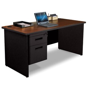 Crivello Executive Desk by Red Barrel Studio Today Only Sale
