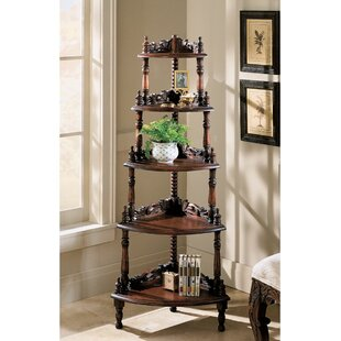Corner Unit Bookcase by Design Toscano Wonderful