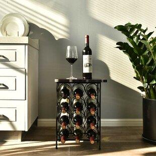 Mart 12 Bottle Floor Wine Rack by Foundry..