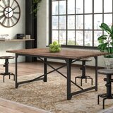 Gillan Dining Table by Gracie Oaks