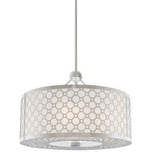 Willa Arlo Interiors Dunlap 1-Light Pendant