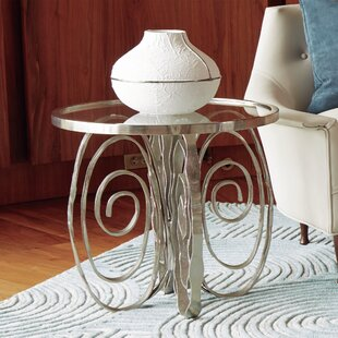 Weathervane End Table by Global Views
