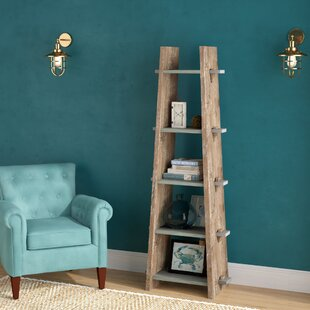 Rushmore Ladder Bookcase by Beachcrest Home