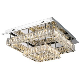 House of Hampton Jolie Flush Mount