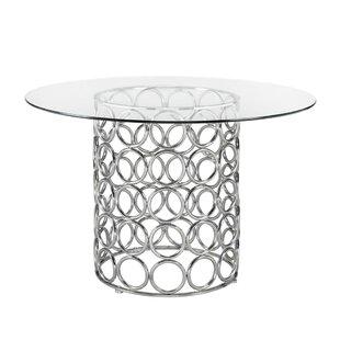 Keagan Modern Dining Table by Everly Quinn