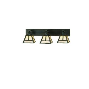 Meyda Tiffany T Mission 3-Light Vanity Light