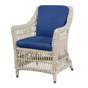 Wildon Home ® Arm Chair with Cushion